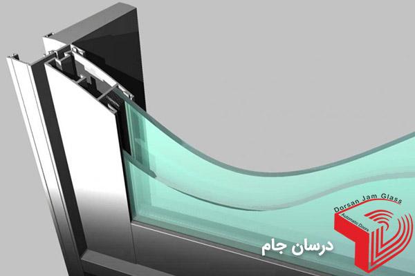 شیشه دوجداره | پنجره دو جداره UPVC