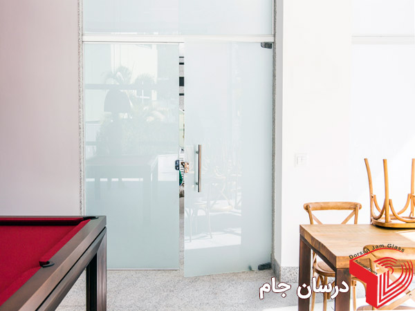 نصب و اجرا شیشه ساتینا
